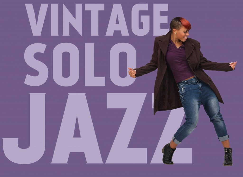 Vintage Solo Jazz